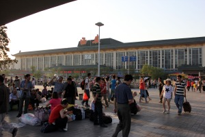 西安火车站