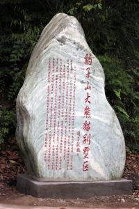 豹子山大熊猫别墅区