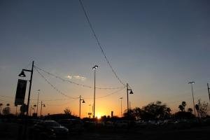 Sunset at Tucson