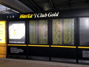 Hertz #1 Club Gold