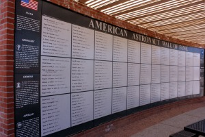 American Astronaut Wall of Fame