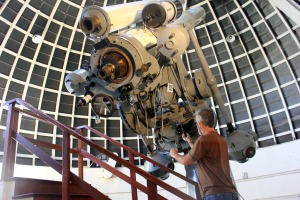 Zeiss 12-inch Refractic Telescope
