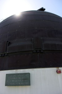 Solar Telescope Dome