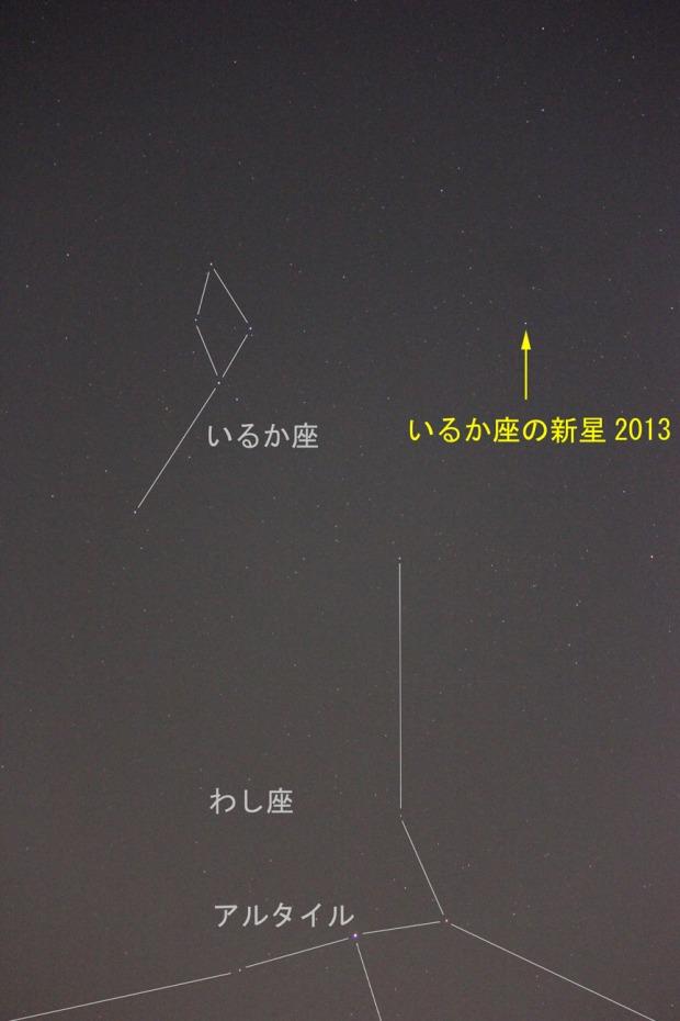いるか座の新星2013