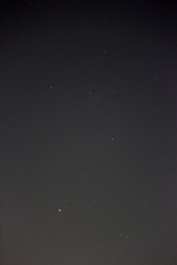 M44 & Mars