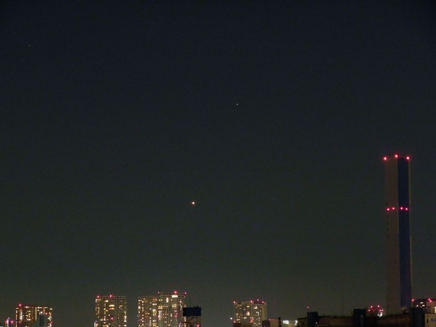 Saturn & Venus
