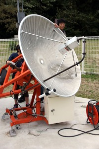 1.2m太陽電波望遠鏡