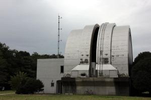 自動光電子午環ドーム