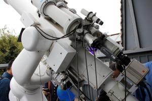 黒点望遠鏡