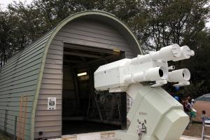 太陽フレア望遠鏡