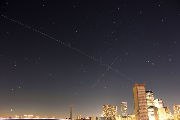 ISS by 60D