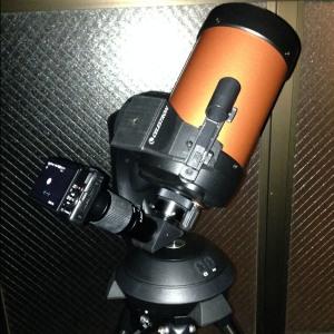 お気軽撮影ズームアイピースセット PowerShot S120 + Nexstar 5SE
