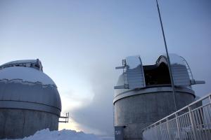 望遠鏡ドーム