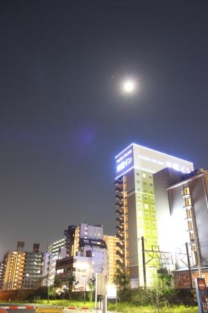 火星・月・スピカ