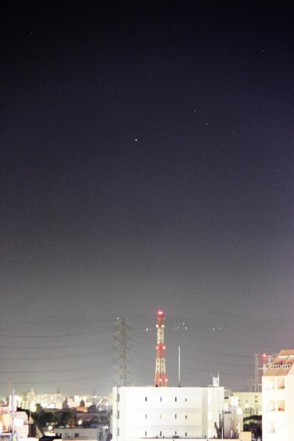 Mercury & M45