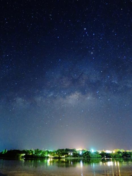 銀河中心方向