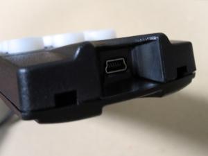 パソコン接続端子