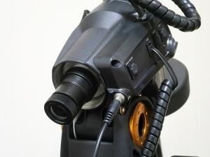 極軸望遠鏡の取り付け(6)