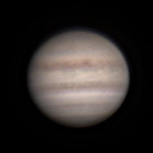 Jupiter w/o Filter