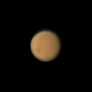 Mars w/ Filter