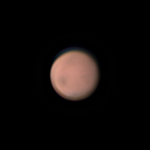 Mars w/o Filter