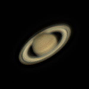 Saturn w/ Filter