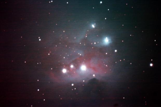 Runningman Nebula