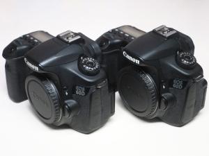 改造60Dとノーマル60D