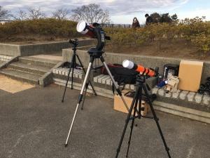 日食撮影機材